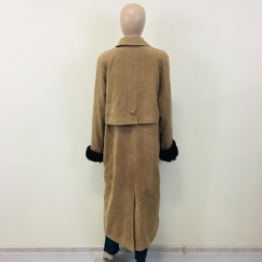 Women's Sebbas Classic Exclusive Long Coat - 7