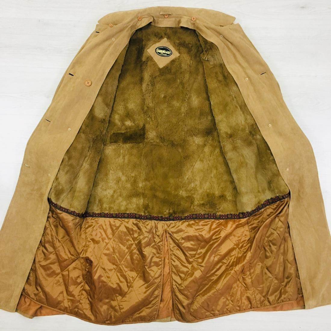 Women's Sebbas Classic Exclusive Long Coat - 8