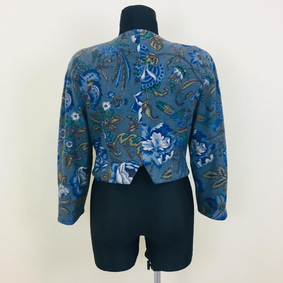 Vintage Women's Wool Blend Blazer Jacket - 6
