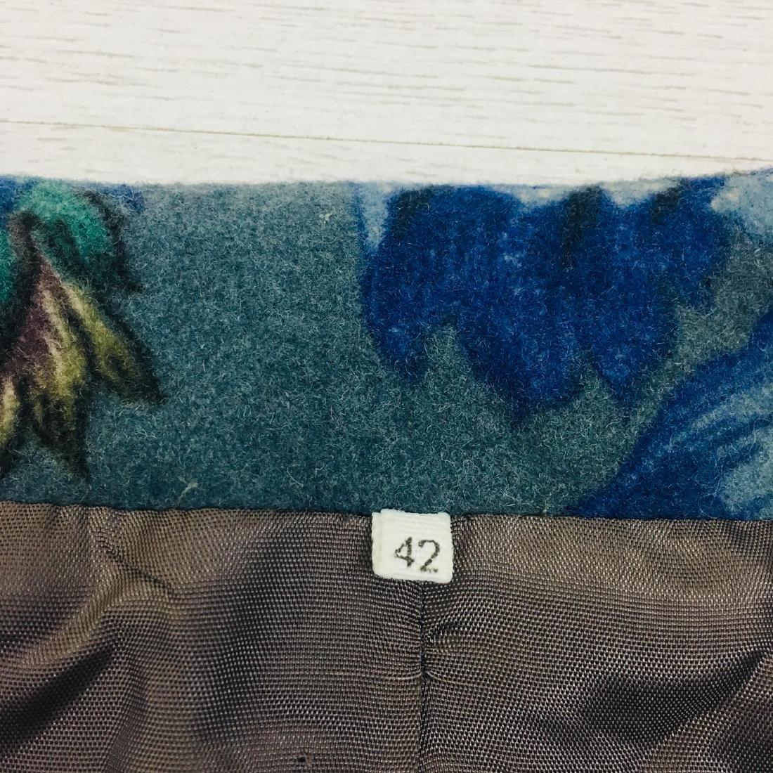 Vintage Women's Wool Blend Blazer Jacket - 7