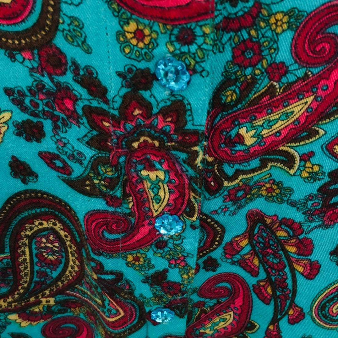 Vintage Women's Handmade Designer Dress - 5
