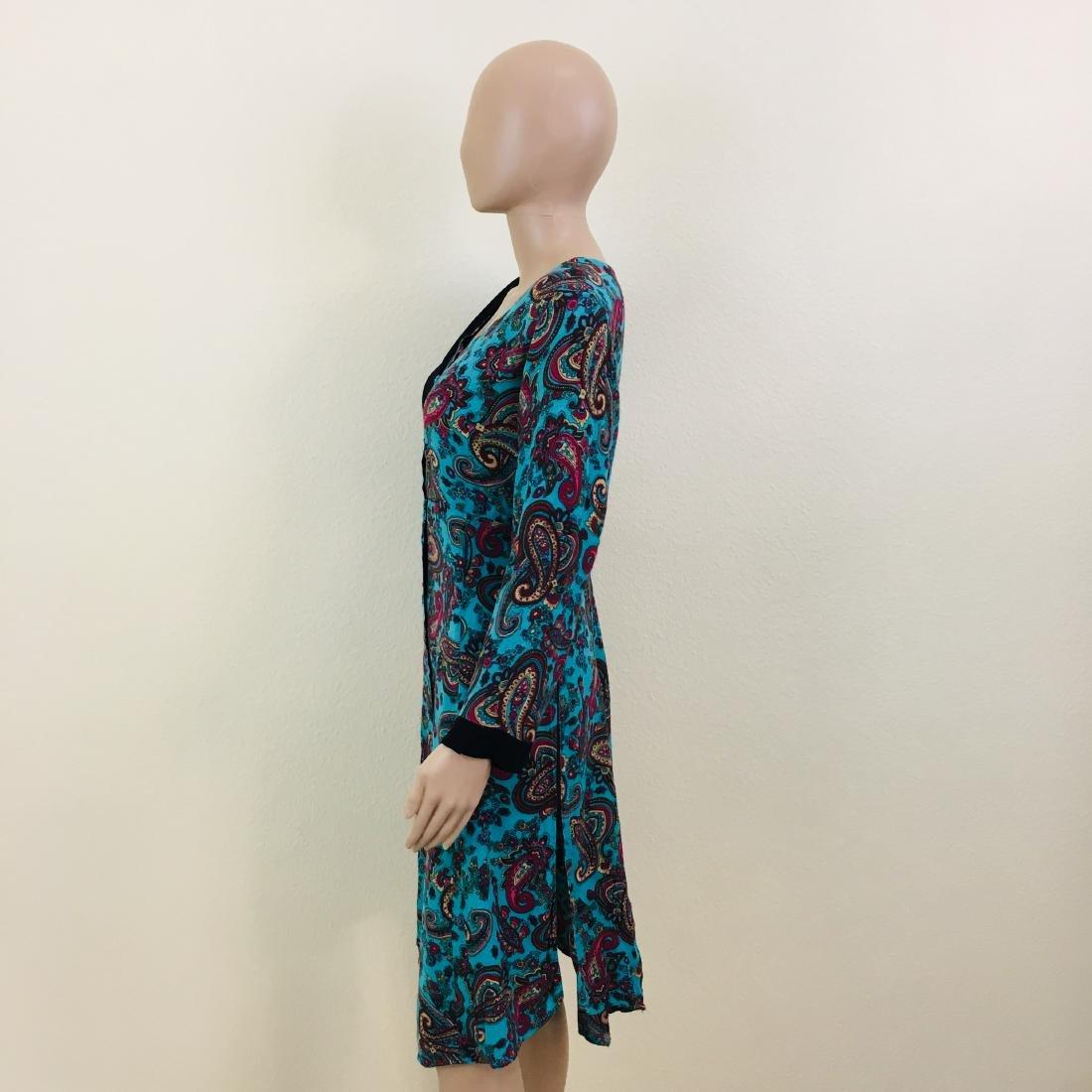 Vintage Women's Handmade Designer Dress - 6