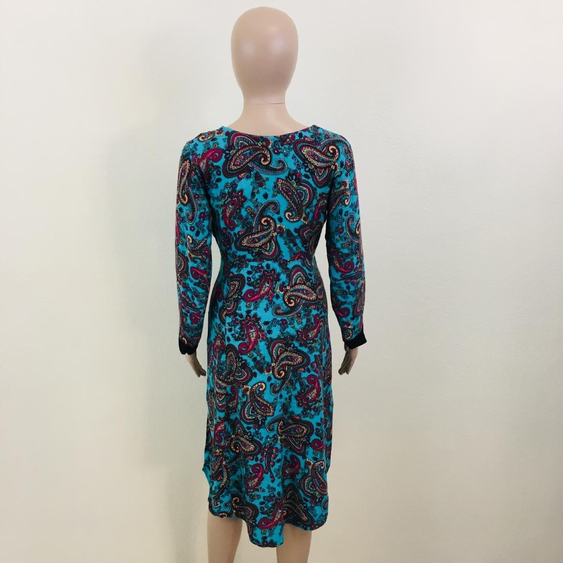 Vintage Women's Handmade Designer Dress - 7