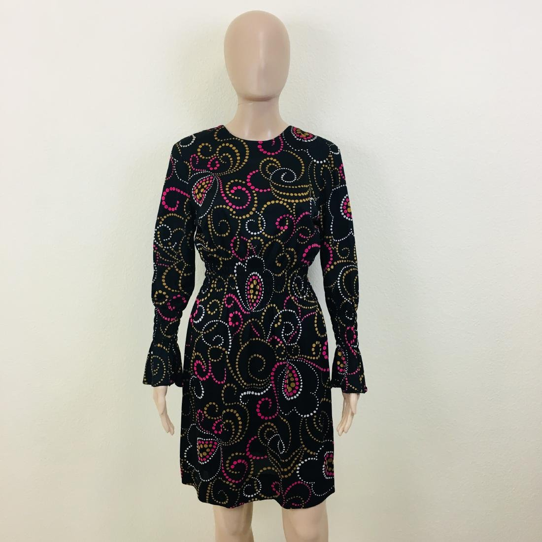 Vintage Women's Black Dress