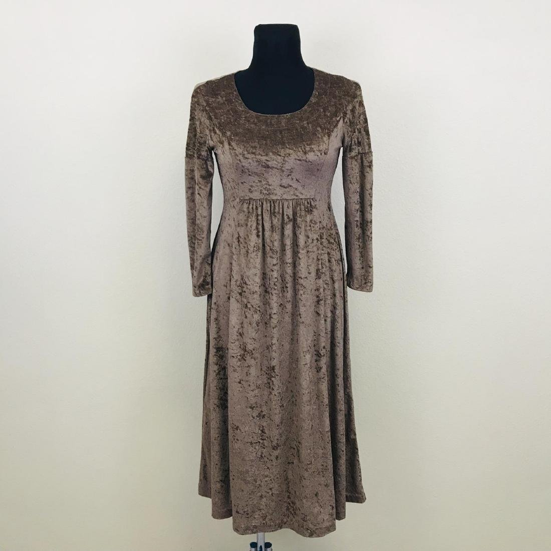 Vintage Women's Evening Dress