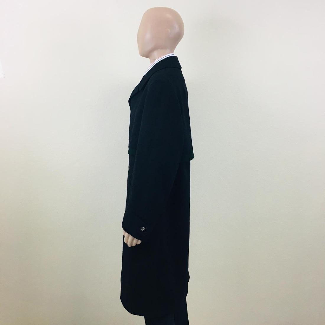 Men's LODENFREY German Designer Wool Blend Coat - 5