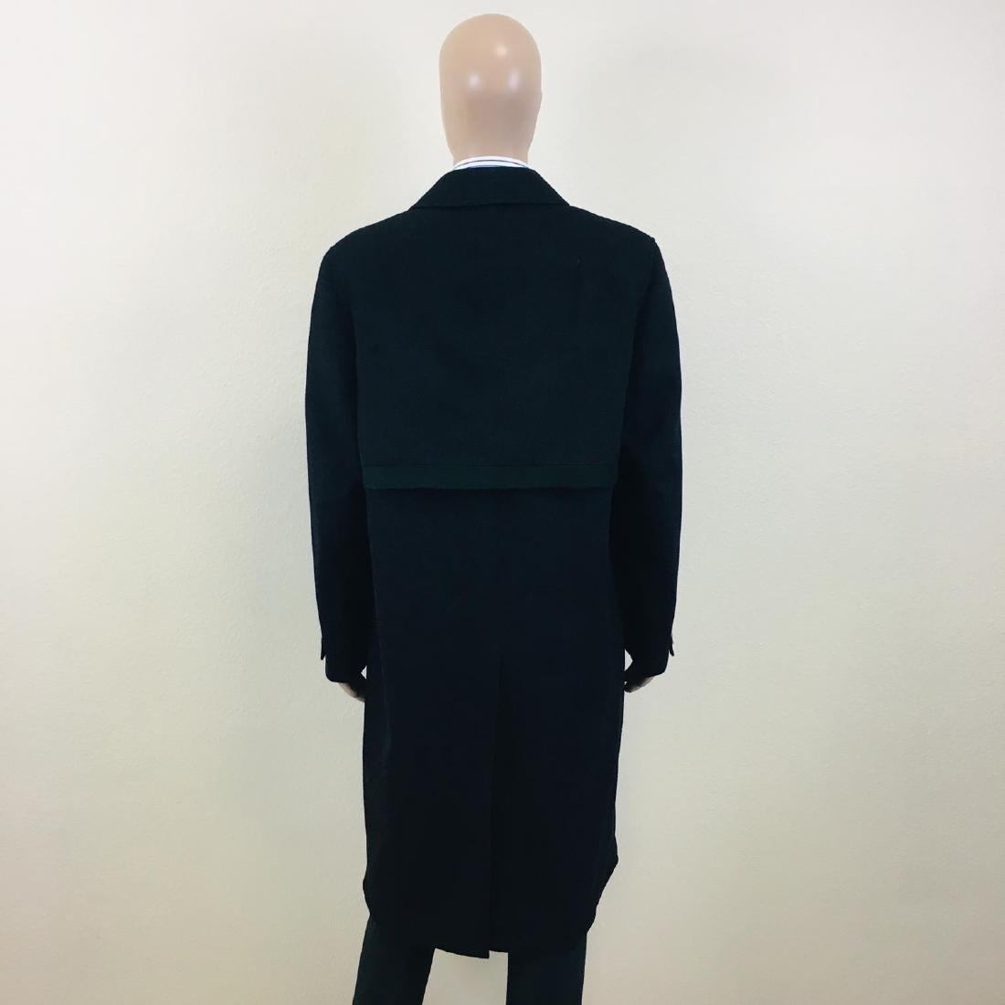 Men's LODENFREY German Designer Wool Blend Coat - 6