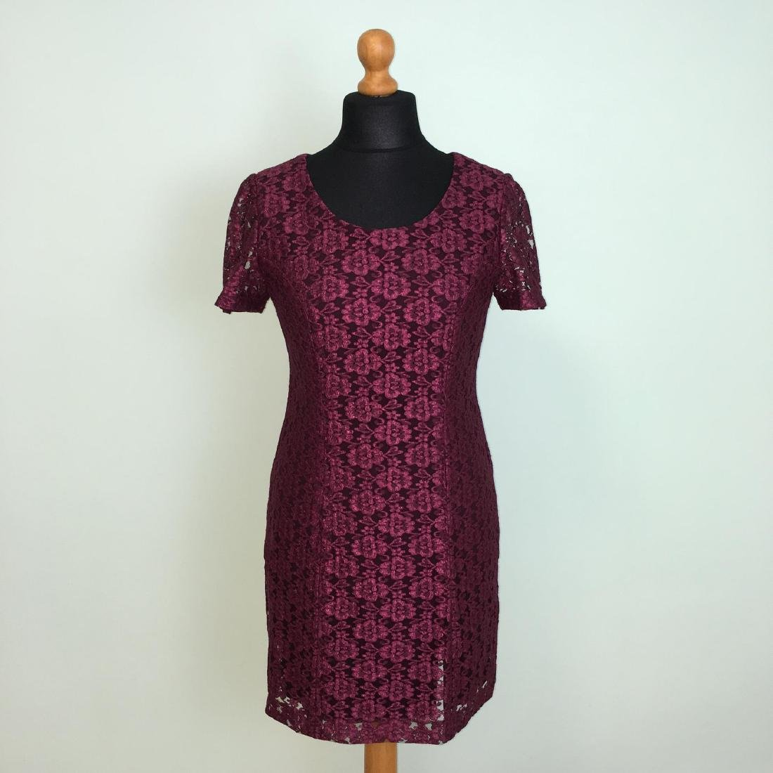 Vintage Women's Evening Coctail Dress