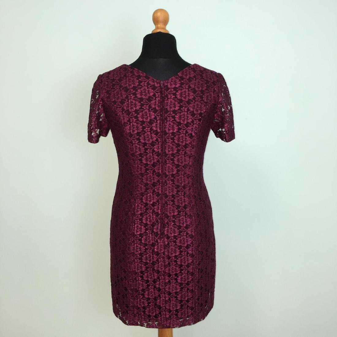 Vintage Women's Evening Coctail Dress - 4