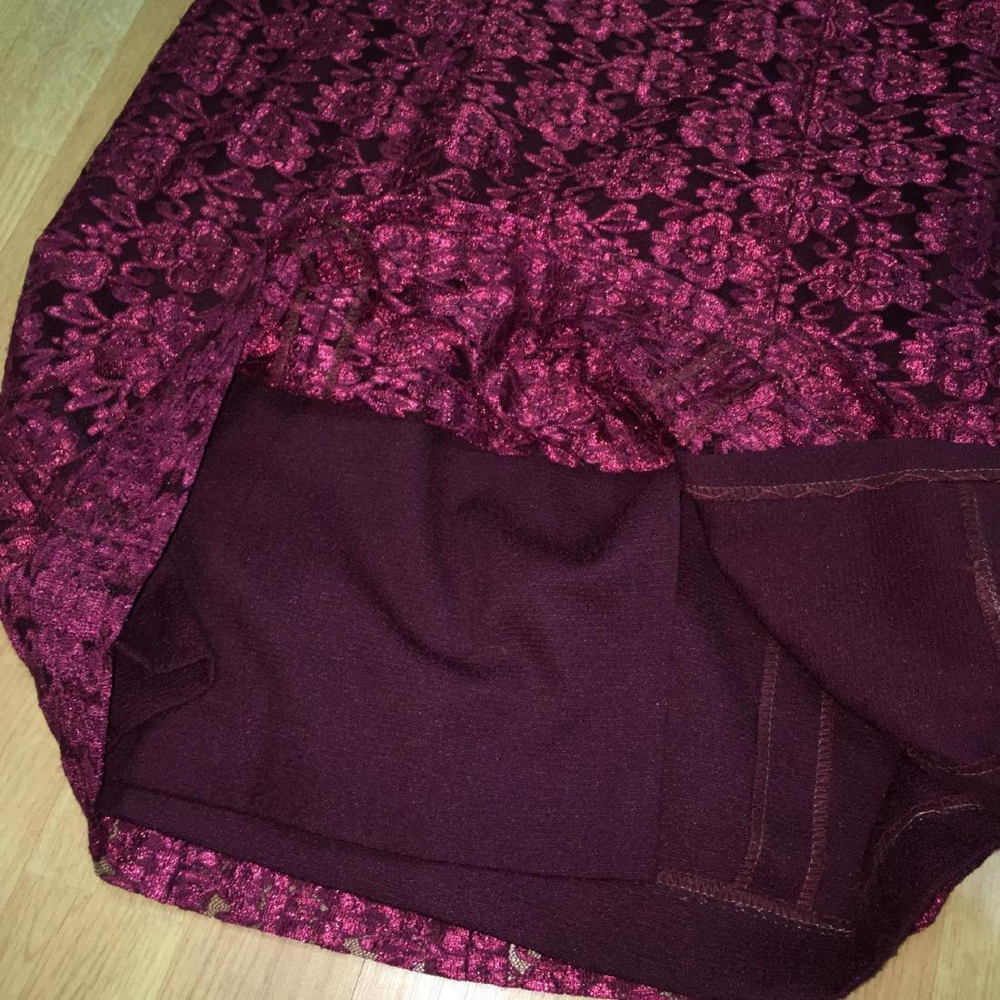 Vintage Women's Evening Coctail Dress - 5