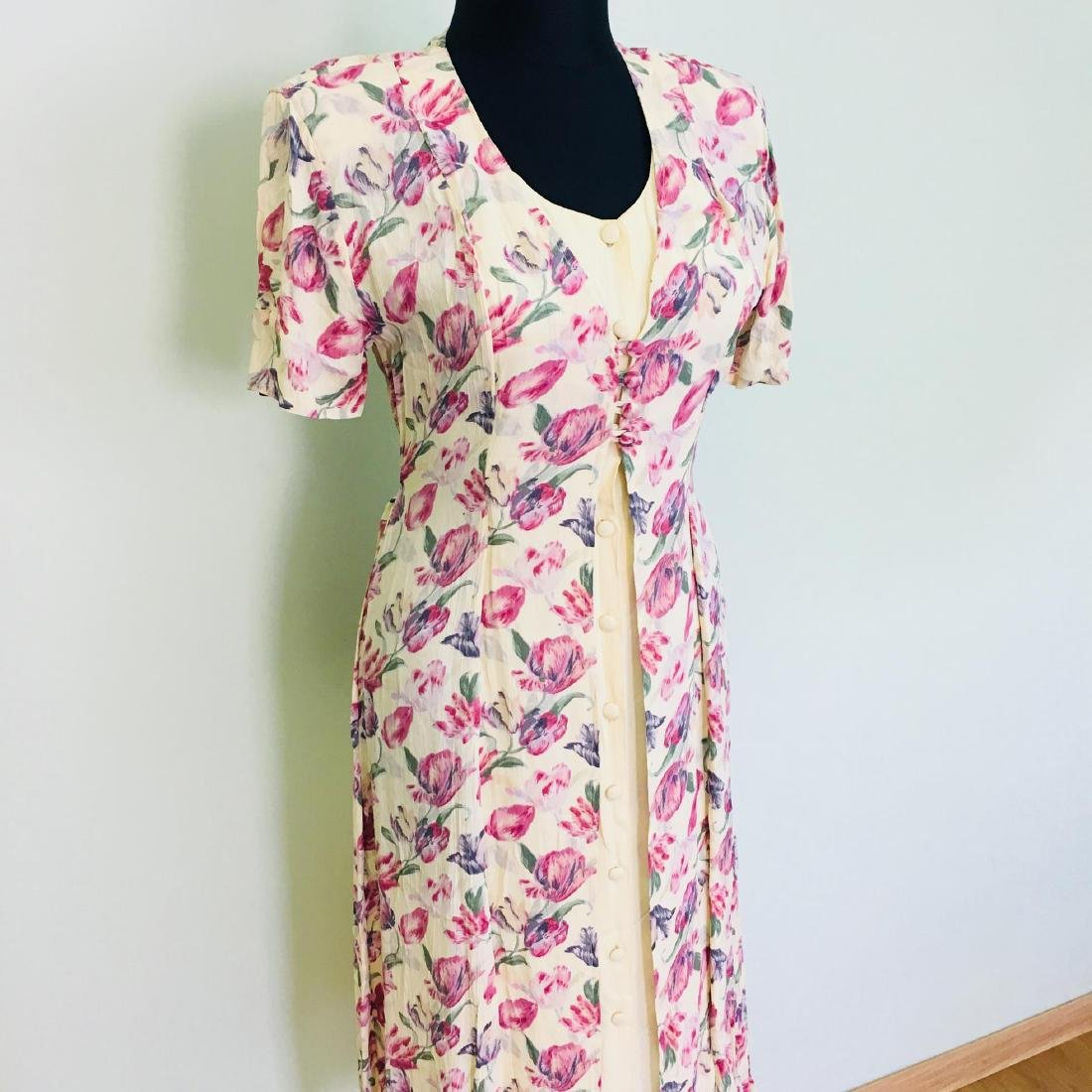 Vintage Women's Day Coctail Dress - 2
