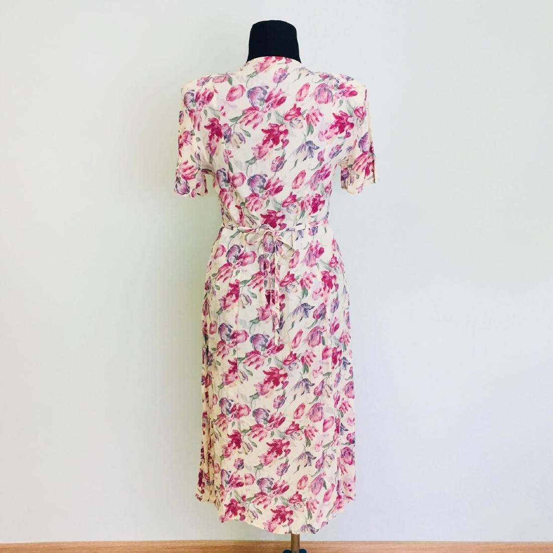 Vintage Women's Day Coctail Dress - 5