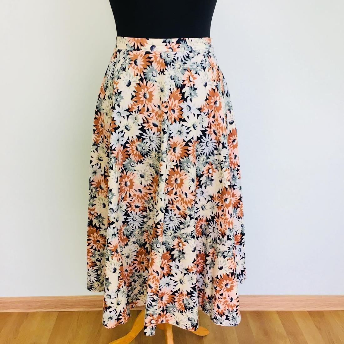 Vintage Women's Summer Skirt