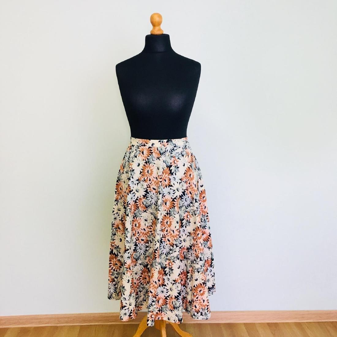 Vintage Women's Summer Skirt - 2
