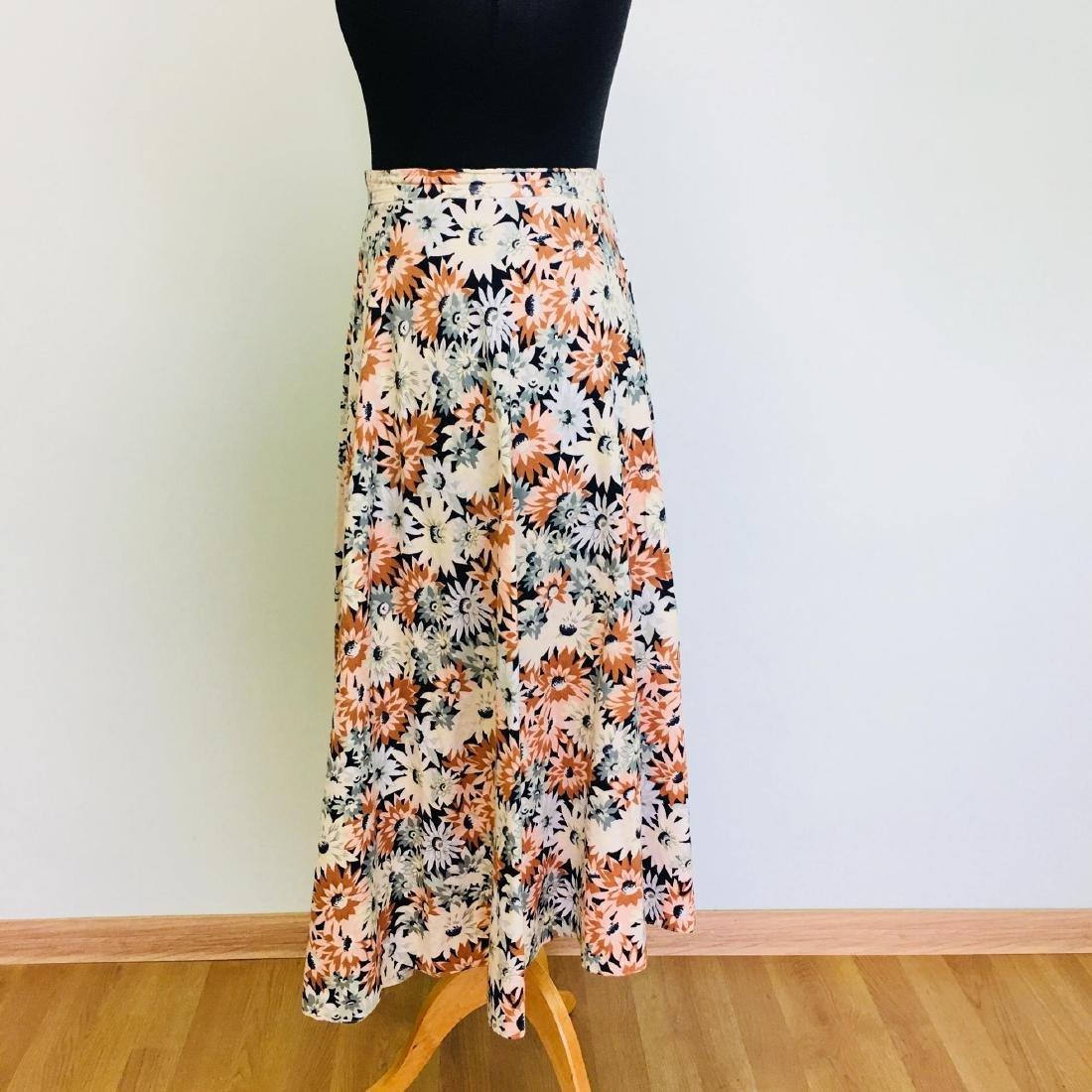 Vintage Women's Summer Skirt - 4