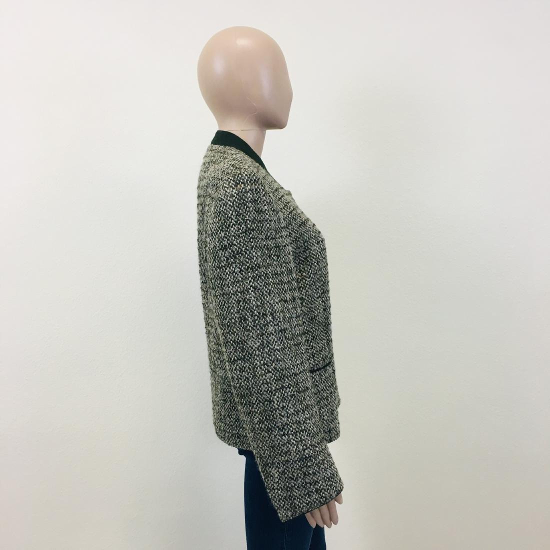 Women's Tyrolean Wool Blend Blazer Jacket - 7