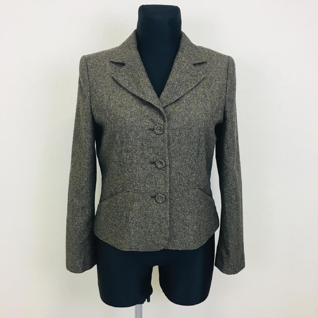 Women's Vackpot Romanian Designer Wool Blend Blazer