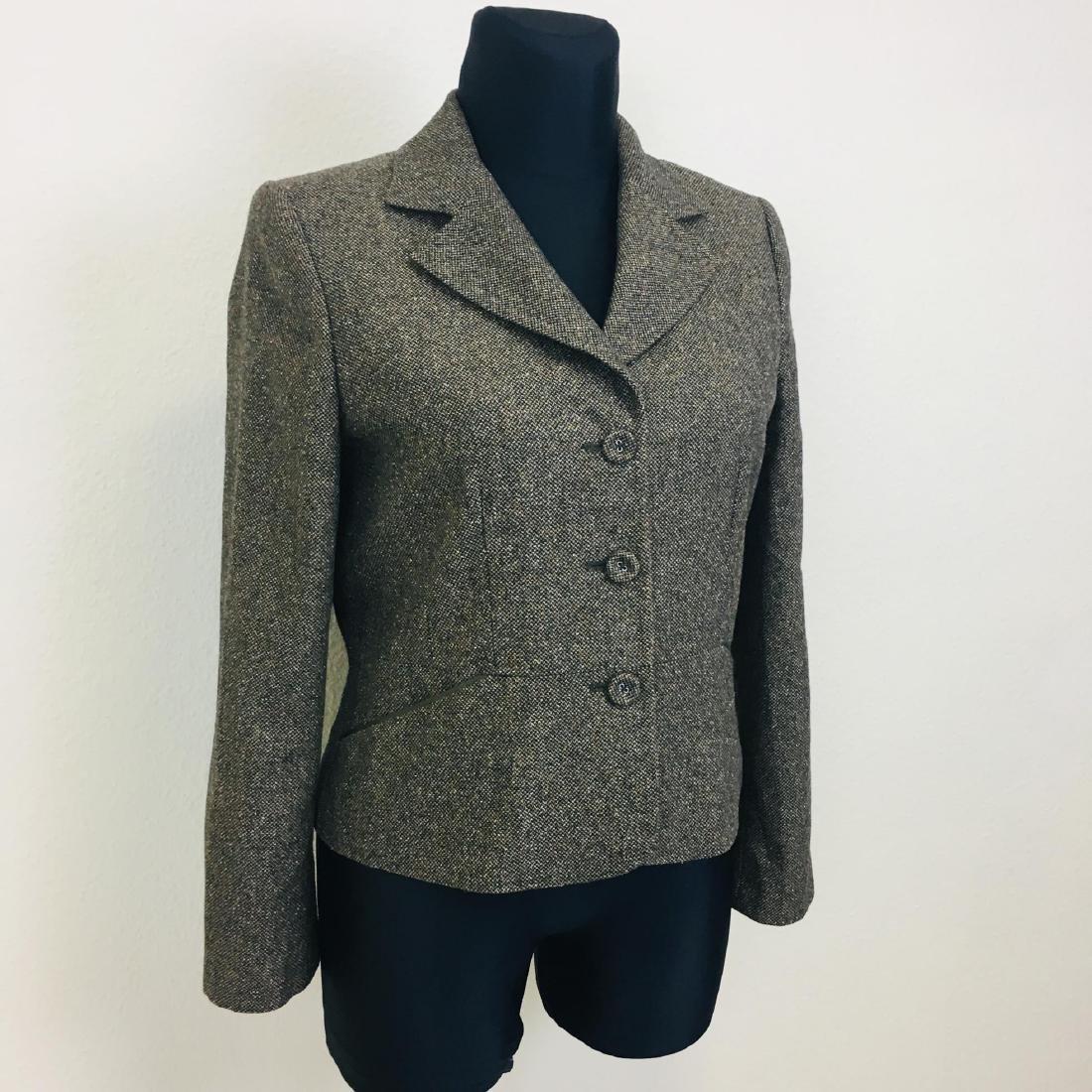 Women's Vackpot Romanian Designer Wool Blend Blazer - 2