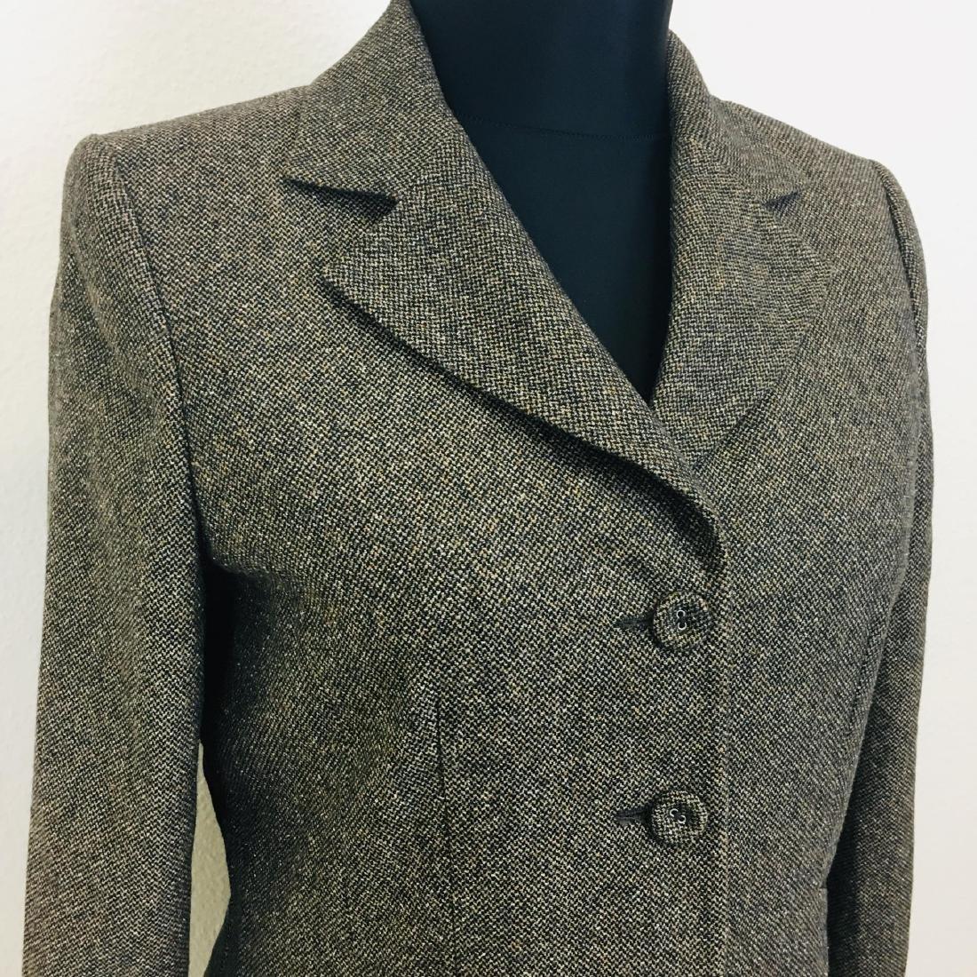 Women's Vackpot Romanian Designer Wool Blend Blazer - 3