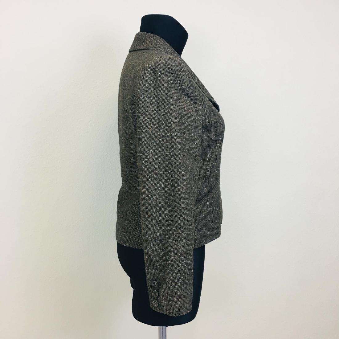 Women's Vackpot Romanian Designer Wool Blend Blazer - 4