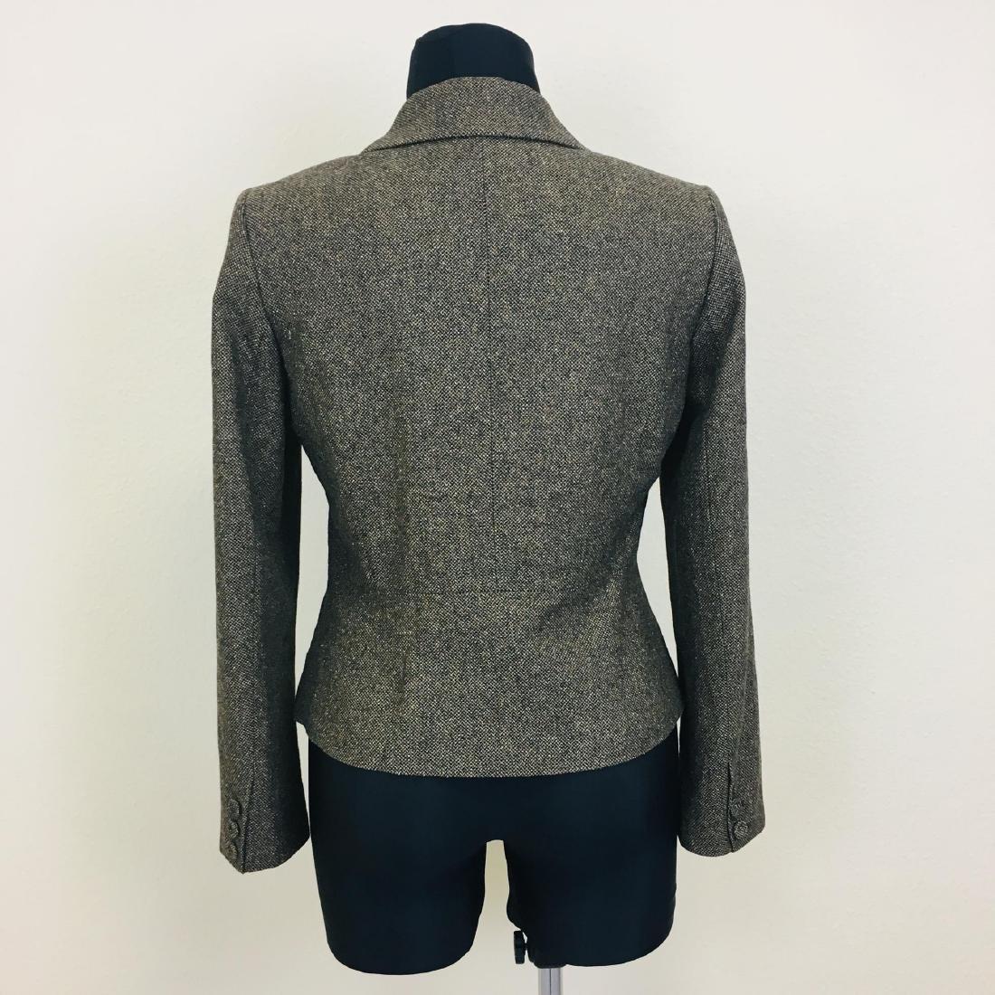 Women's Vackpot Romanian Designer Wool Blend Blazer - 5