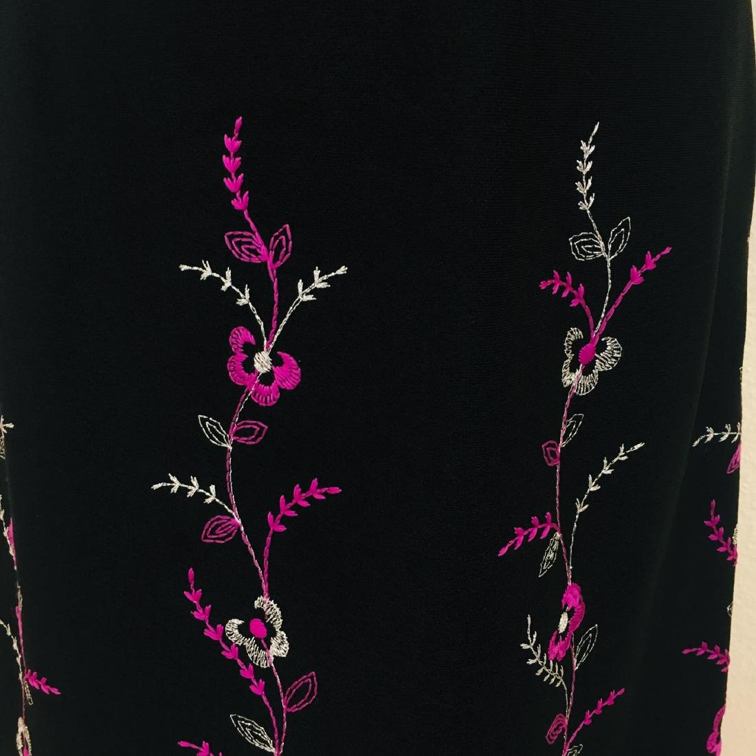 Vintage Women's Long Evening Dress - 3