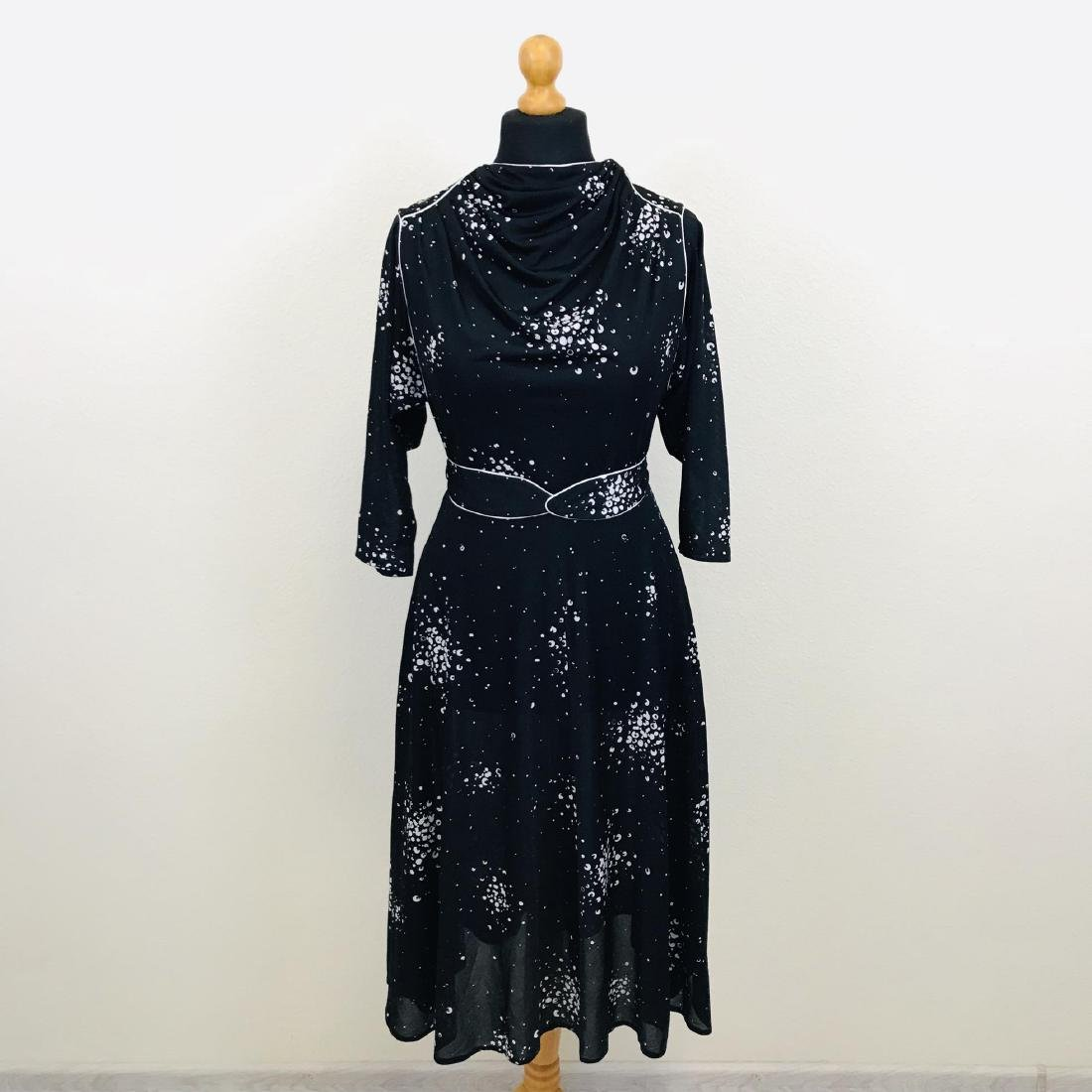 Vintage Women's Evening Dress