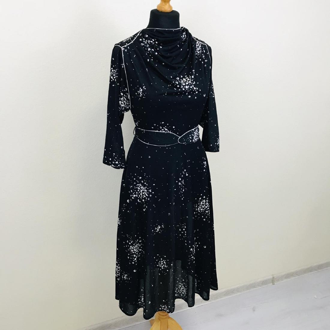 Vintage Women's Evening Dress - 2