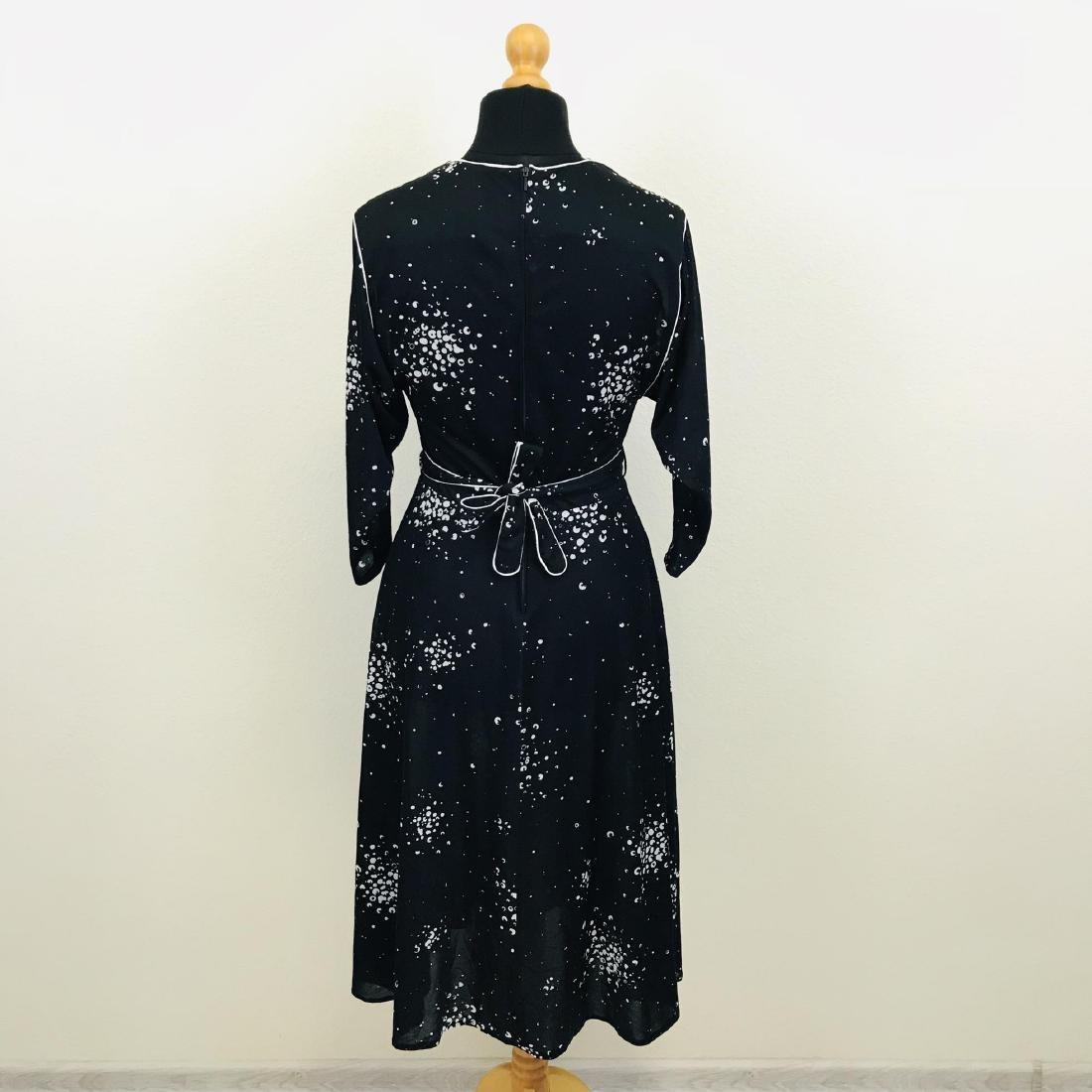 Vintage Women's Evening Dress - 5