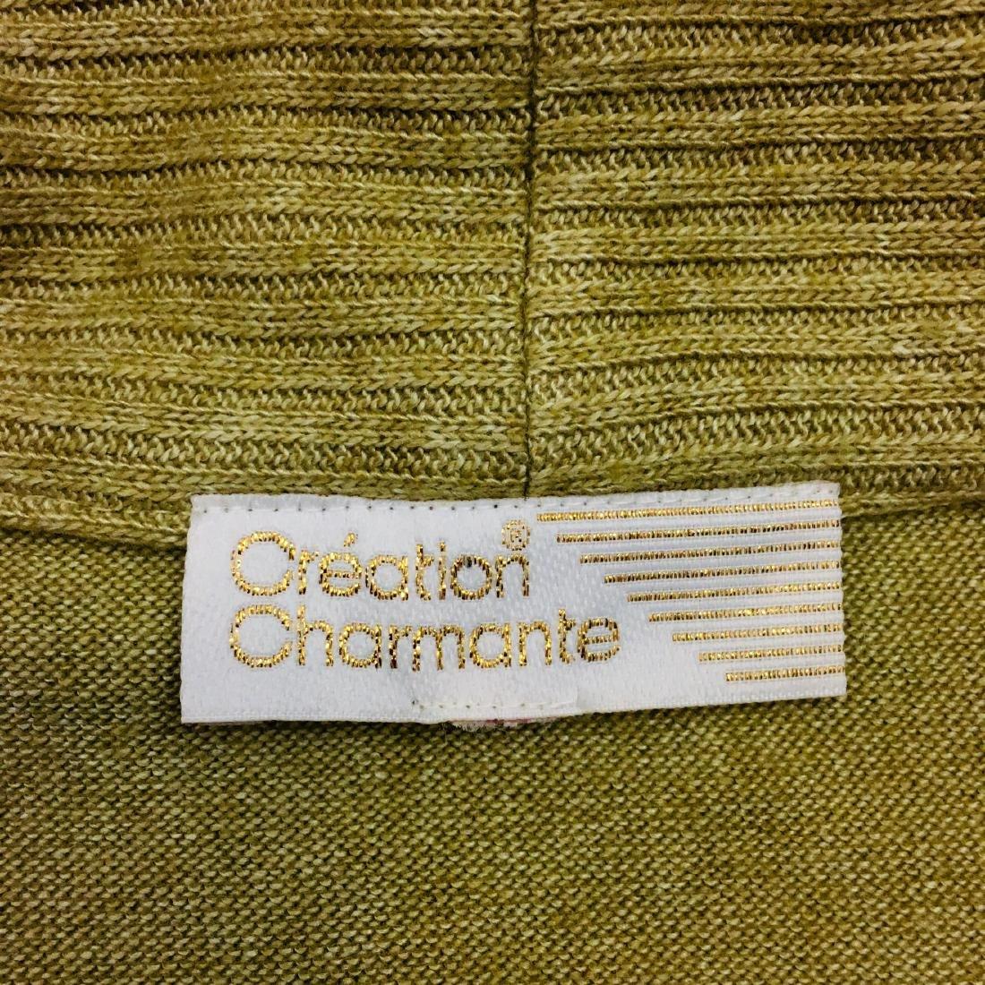 Women's Creation Charmante Wool Blend Cardigan Sweater - 6