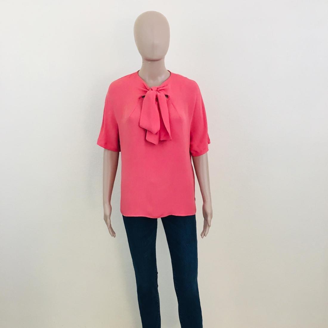 New Women's ZARA Top Blouse Size M - 2