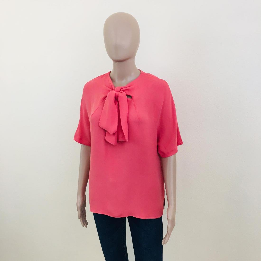 New Women's ZARA Top Blouse Size M - 3