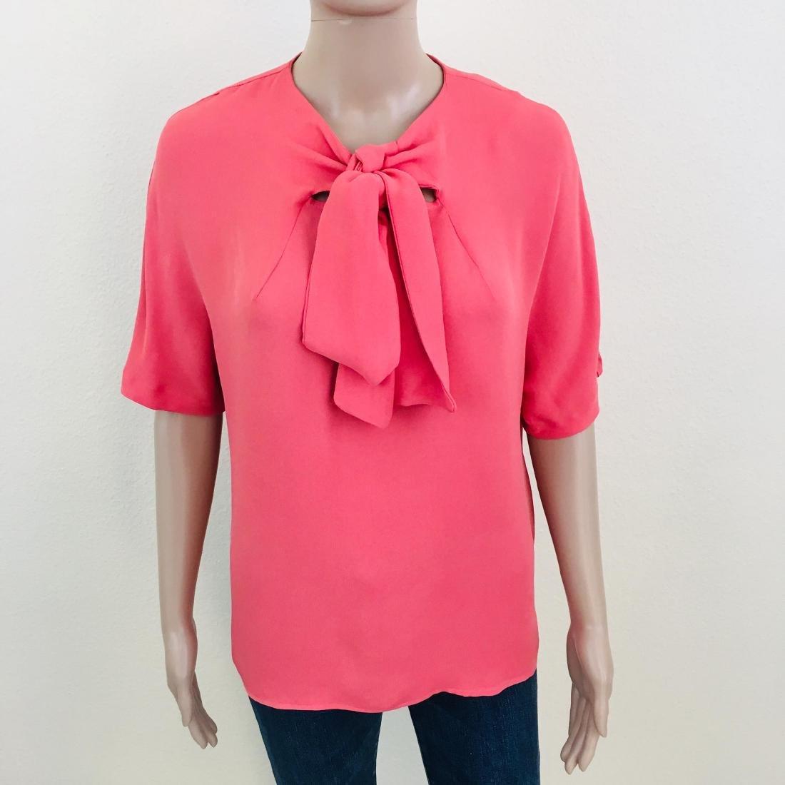 New Women's ZARA Top Blouse Size M - 4