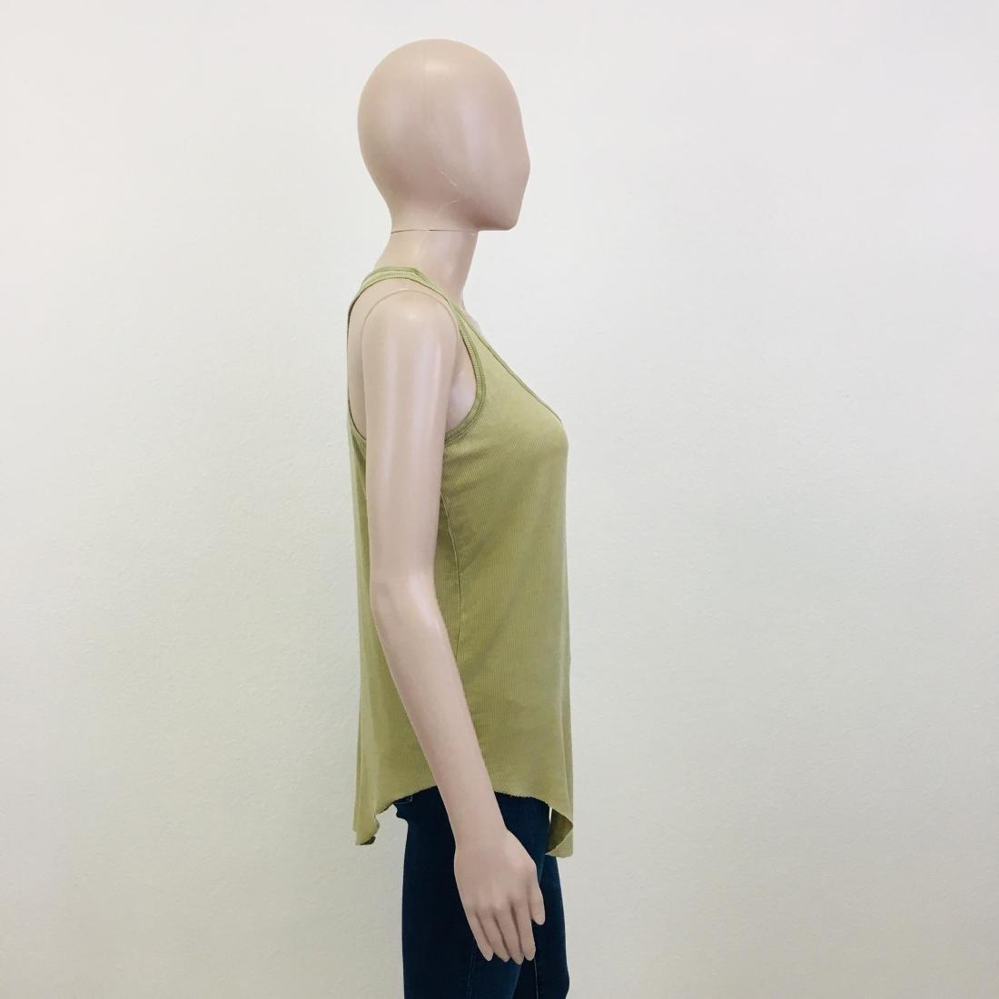 New Women's ZARA Top Blouse Size L - 6