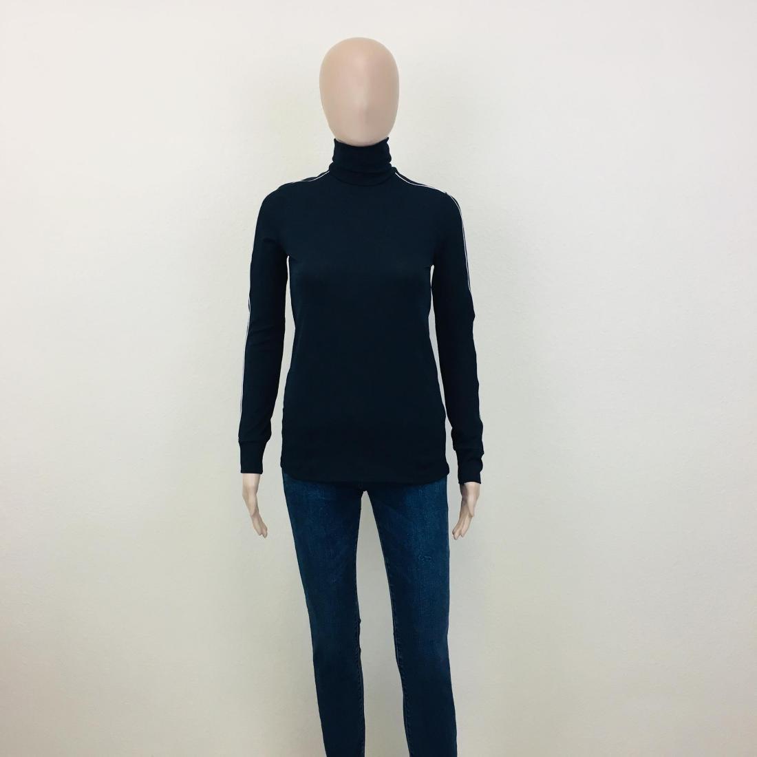New Women's ZARA Turtleneck Sweater Size M - 2