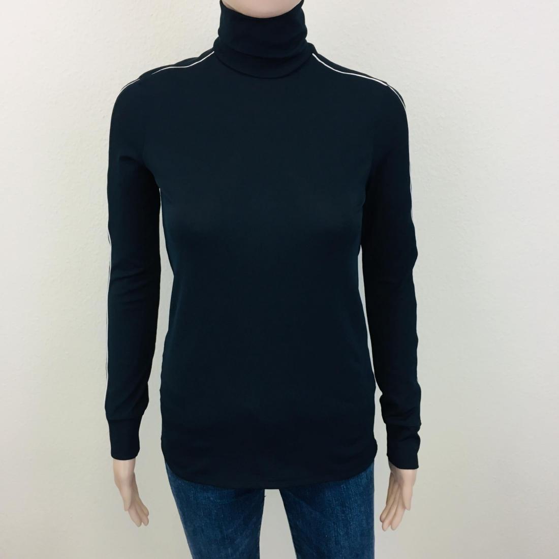 New Women's ZARA Turtleneck Sweater Size M - 4