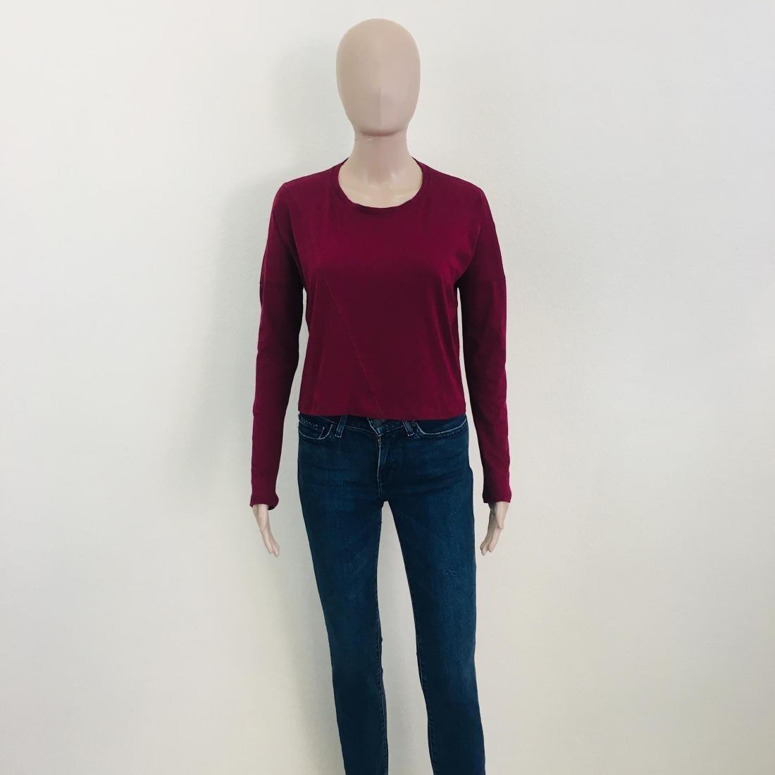 New Women's ZARA Top Blouse Size S - 2