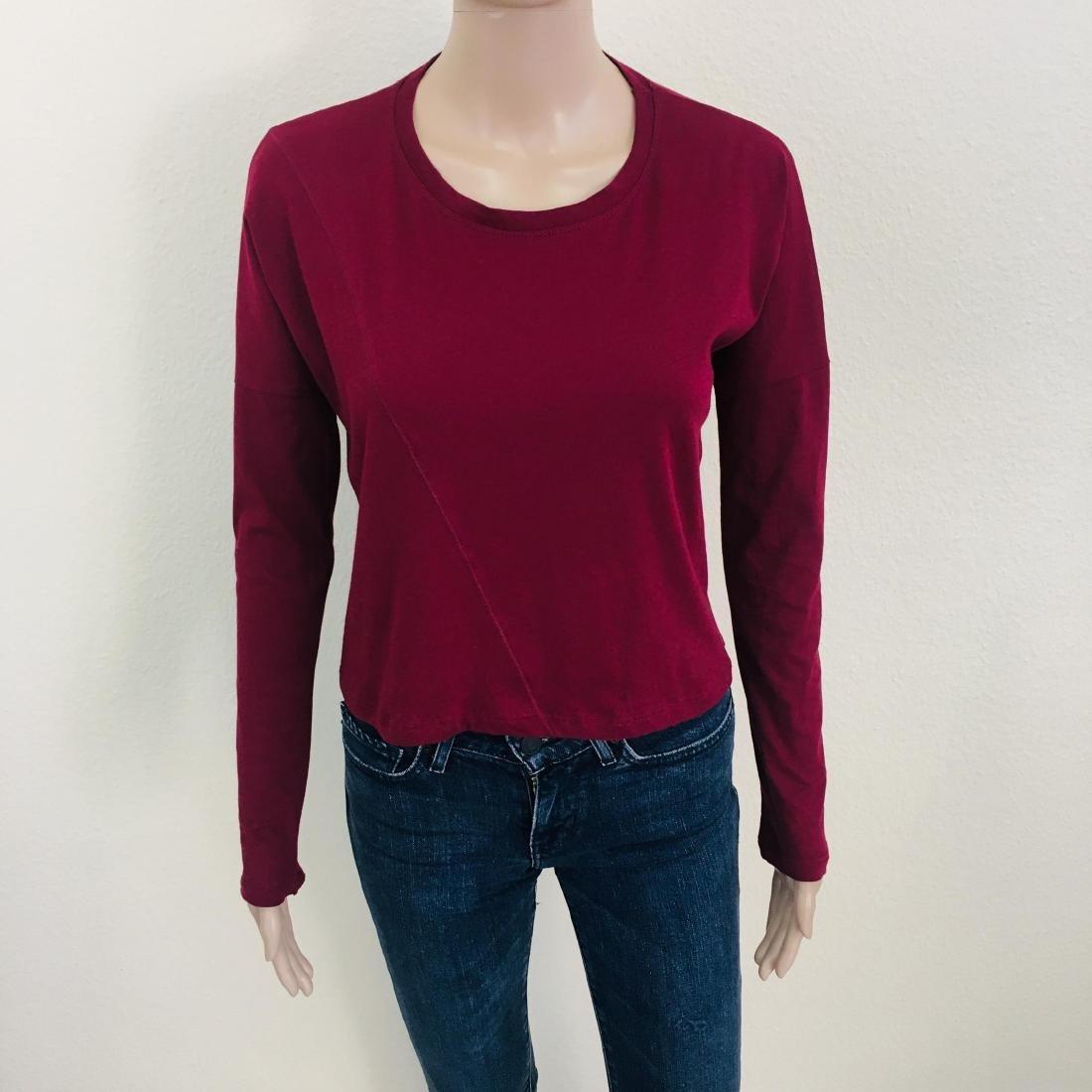 New Women's ZARA Top Blouse Size S - 4