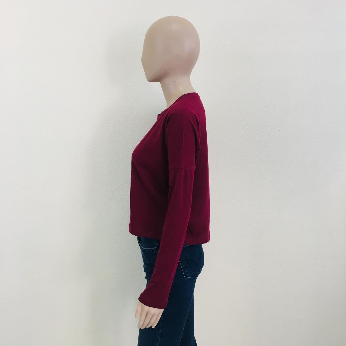 New Women's ZARA Top Blouse Size S - 6