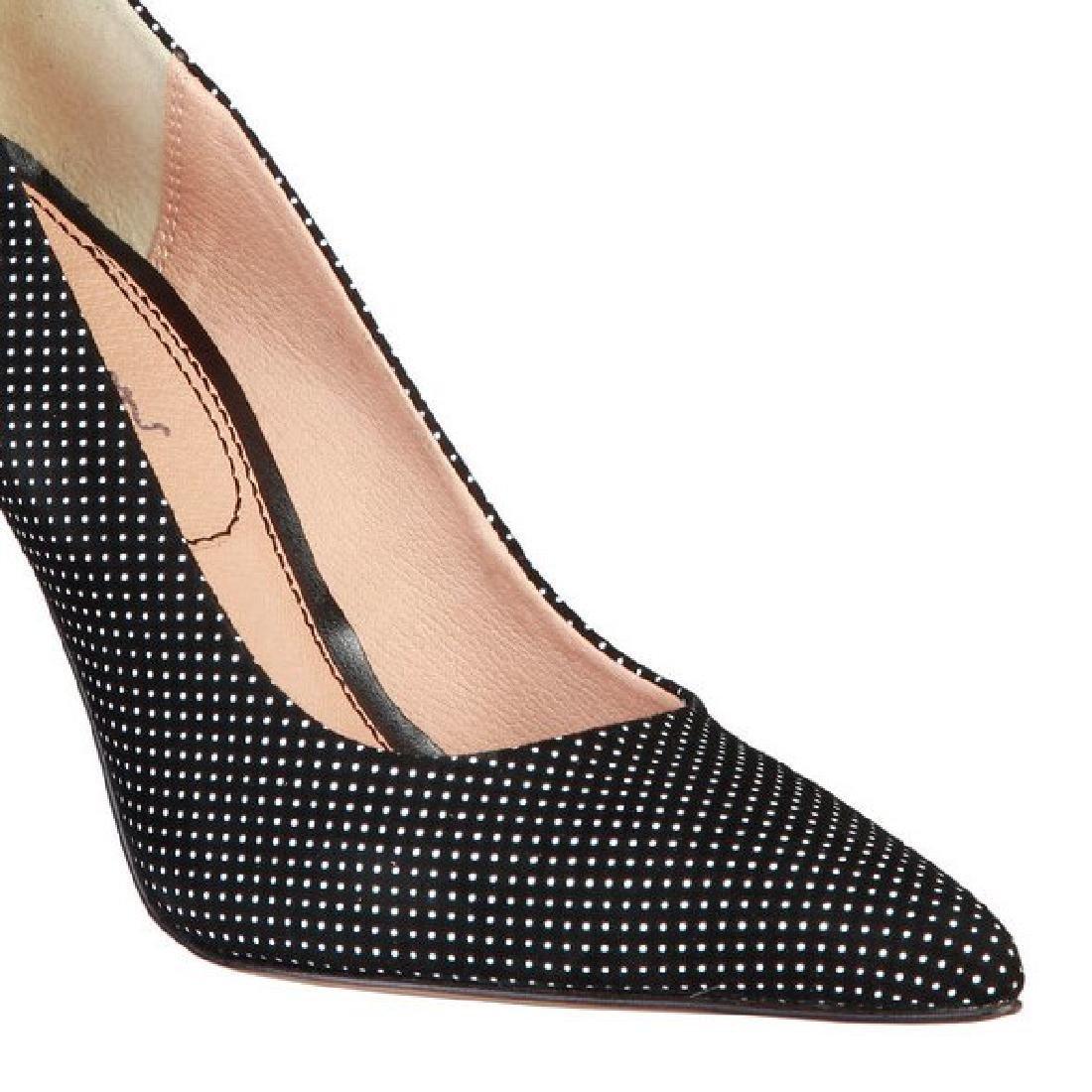 New Women's Pierre Cardin High Heel Pumps Shoes US 8.5 - 2