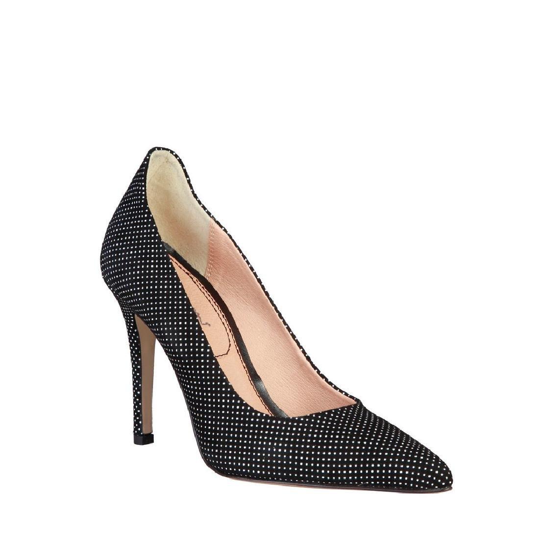 New Women's Pierre Cardin High Heel Pumps Shoes US 8.5 - 3