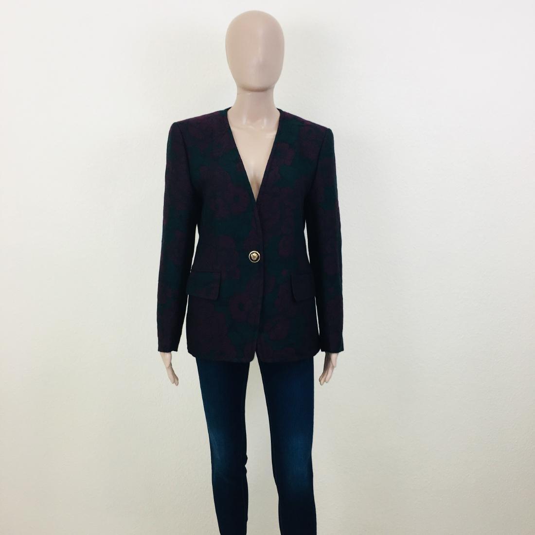 Vintage Women's Designer Blazer Jacket - 2