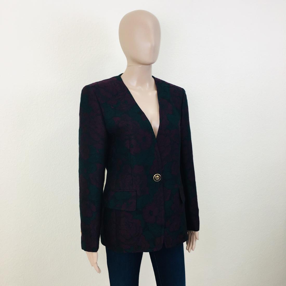 Vintage Women's Designer Blazer Jacket - 3