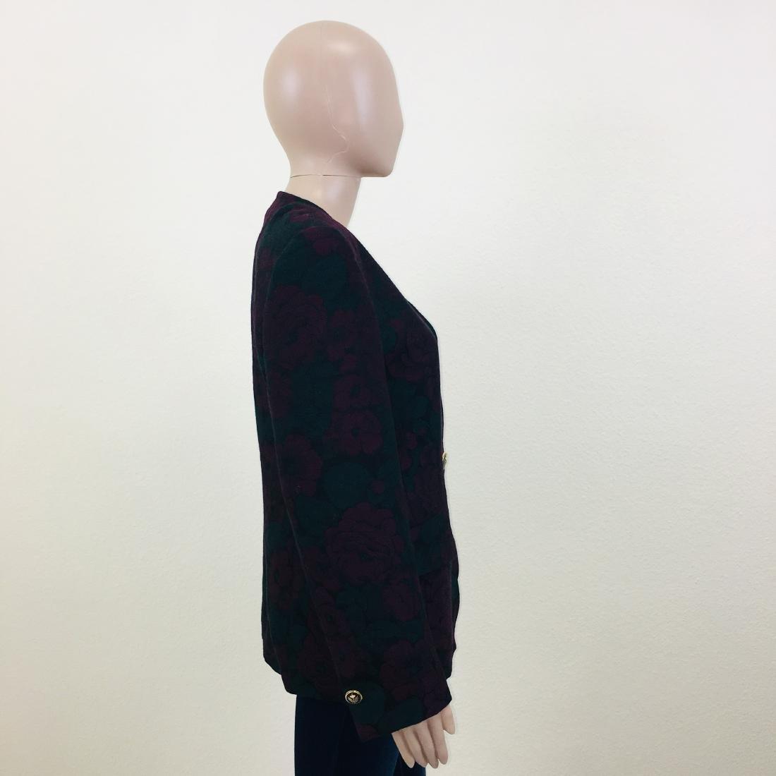Vintage Women's Designer Blazer Jacket - 6