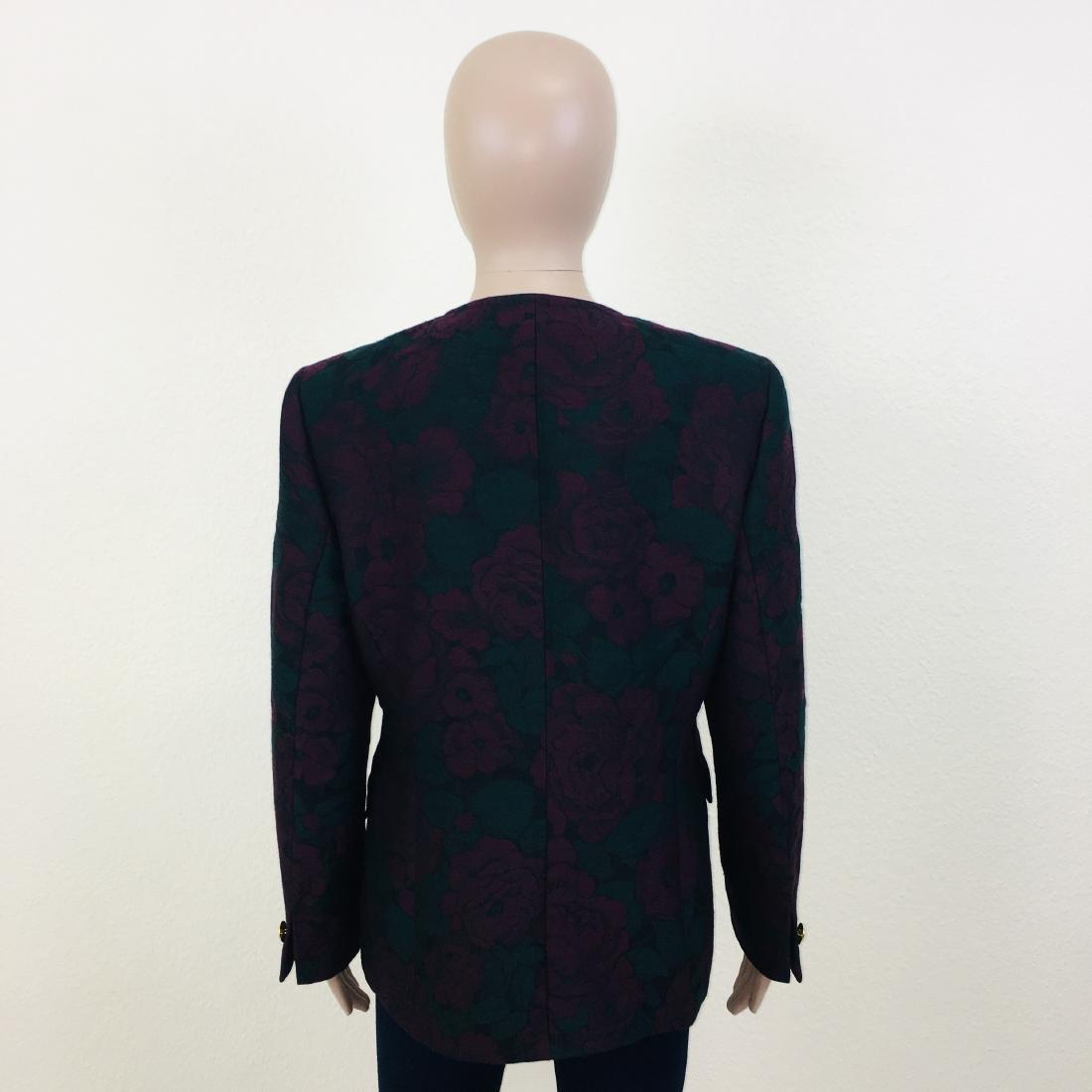 Vintage Women's Designer Blazer Jacket - 7