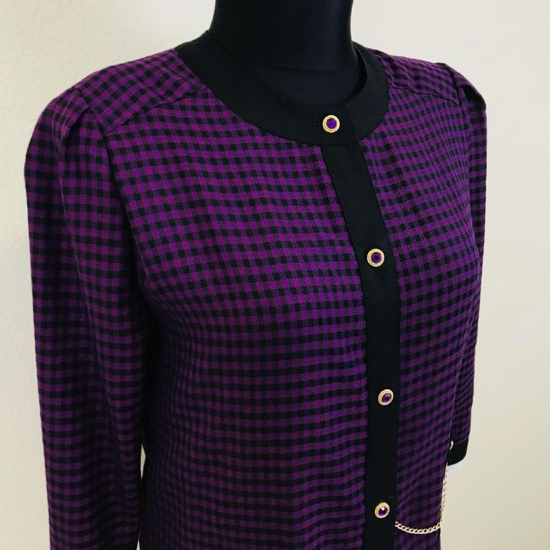 Vintage Women's Blazer Jacket - 3