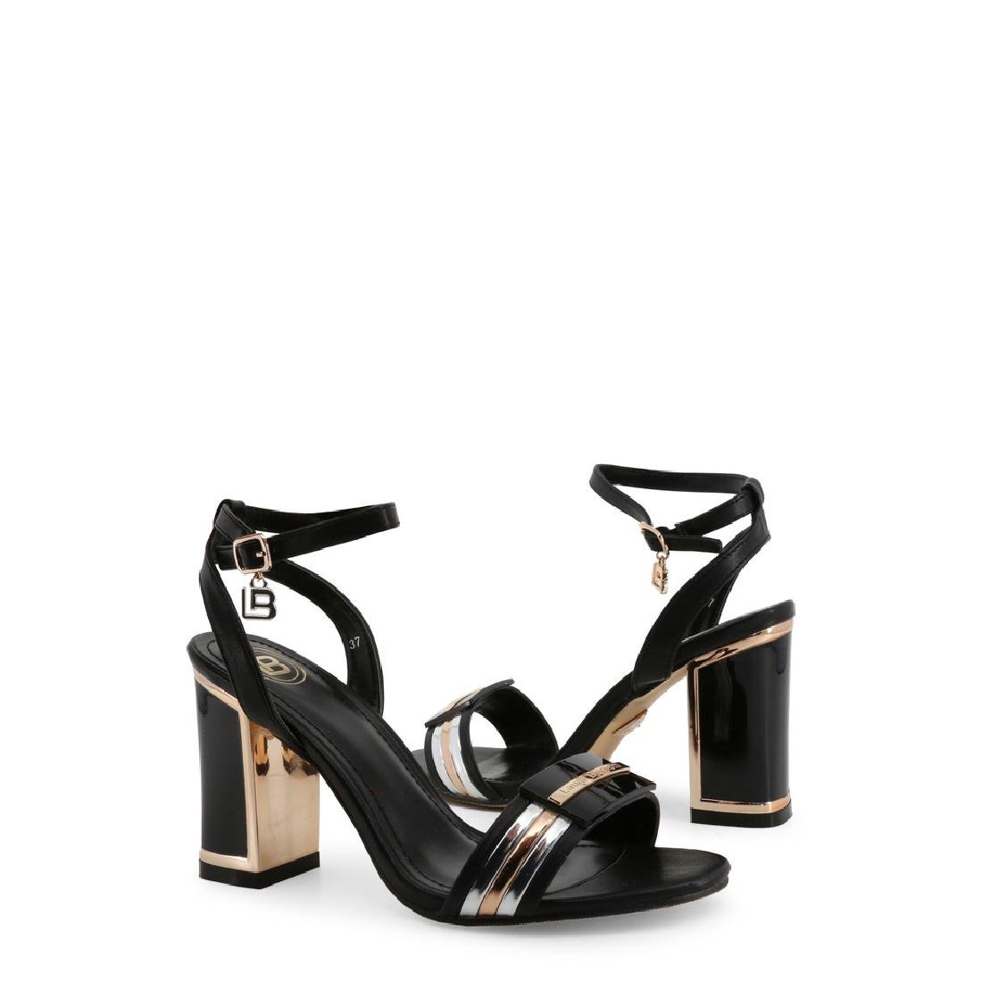Laura Biagiotti Italian Designer High Heel Sandals EUR