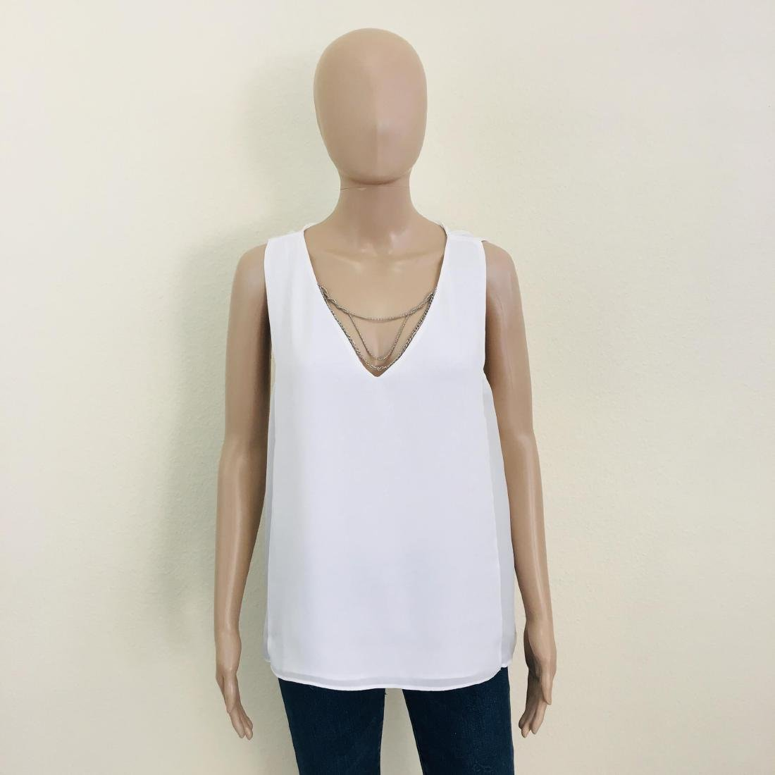 New Women's ZARA Top Blouse Size M