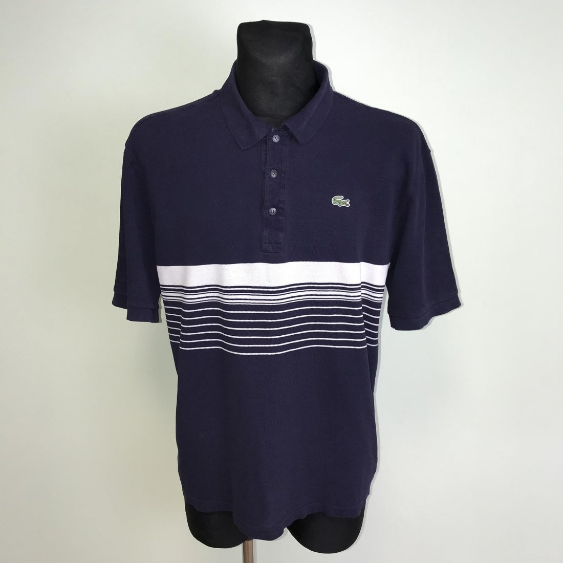 9f67f9bc Buy Vintage Men's Lacoste Polo Shirt Size 7 / XL   Vintamode in Lithuania