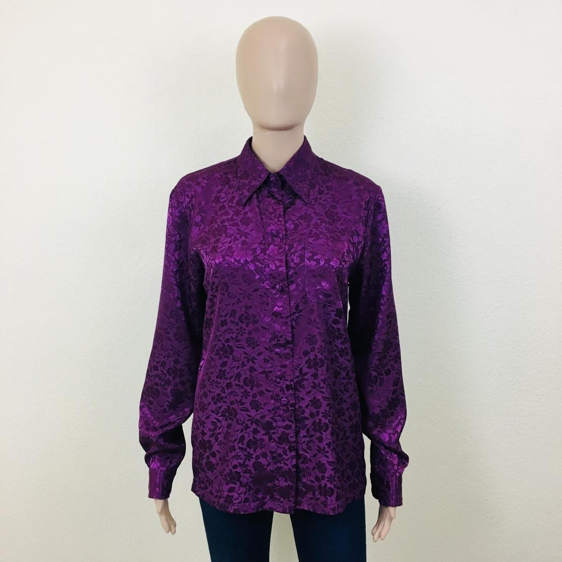 Women's Custom Tailored Shirt Top Blouse